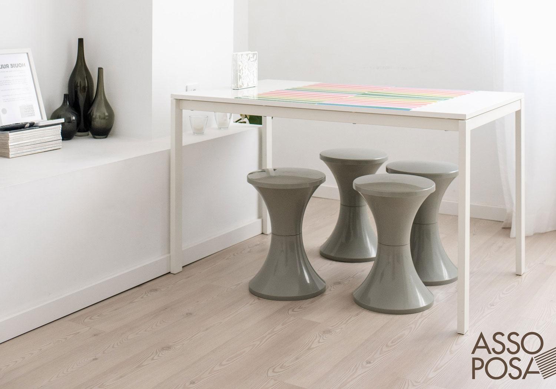 La posa ceramiche 2.0 è certificata Assoposa